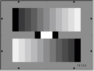 灰阶测试卡TE153